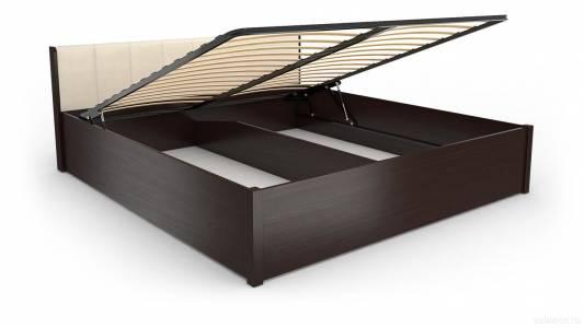 BERLIN32+32.2 Кровать (1600) в комплекте с основанием и подъемным механизмом (1600)