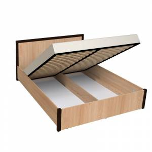Bauhaus 3.2 (спальня) Кровать с подъемным механизмом (1400)
