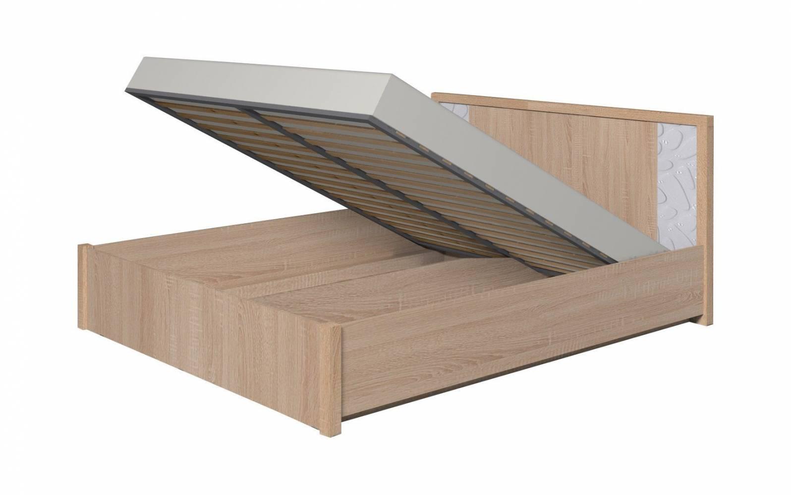 WYSPAA 22.2 Кровать 160 с подъемным механизмом, без матраса