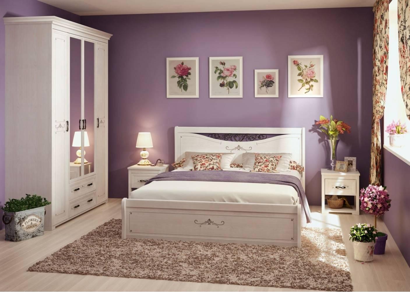 Спальня Афродита. Компоновка 1