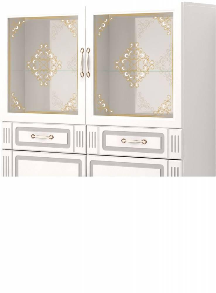 39 Шкаф комбинированный Виктория