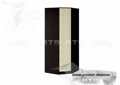 Шкаф угловой Фиеста, венге