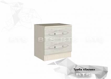 Тумбы прикроватные (2 шт в комплекте) Лилия