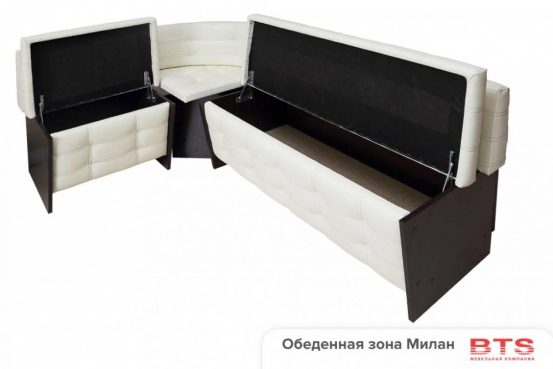 Обеденная зона Милан (BTS), диван 900