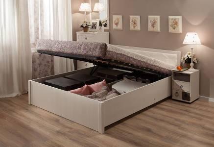 Марсель 31.2 Кровать с подъемным механизмом (1800)