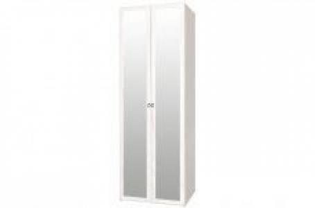 Марсель 54. Шкаф для одежды, фасад Зеркало + фасад Зеркало