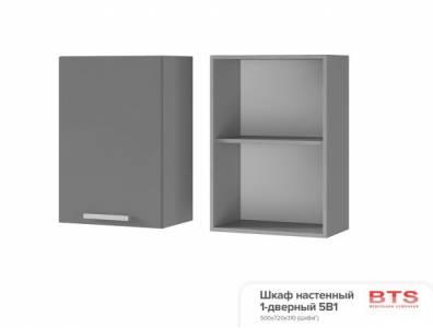 5В1 Шкаф настенный 1-дверный Прованс 2