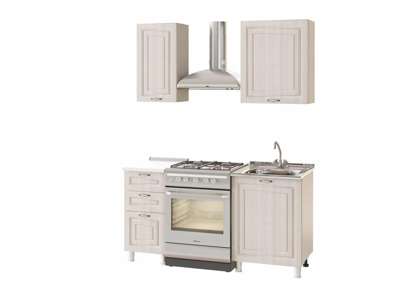 Модульная кухня Прованс 2 (BTS). Комплект 2
