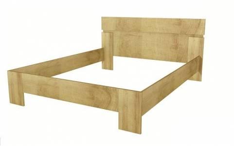 Шервуд Ш3 Кровать (каркас) 160*200, без ортопеда, без матраса