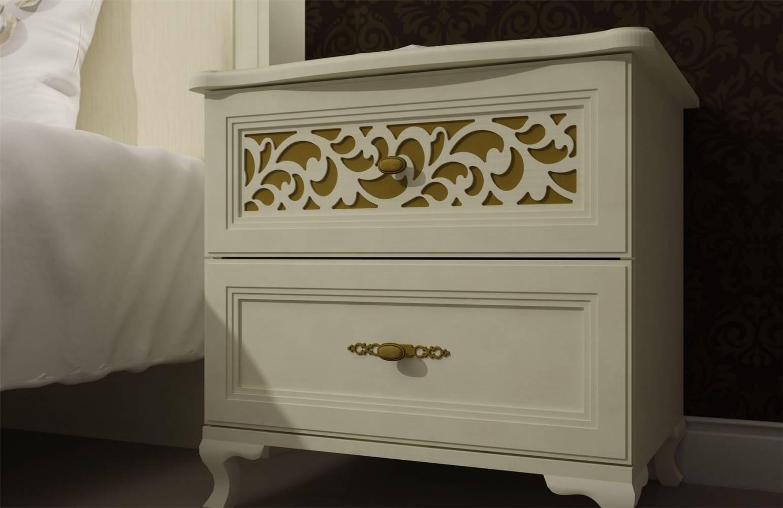 Спальня Ливадия Лайт. Комплект 2