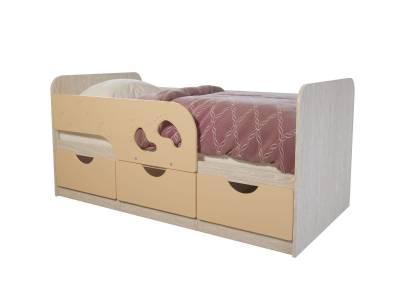 Кровать Минима Лего, крем-брюле