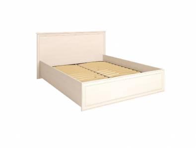 Венеция 5. Кровать двойная 1600 мм, без ортопеда, без матраса