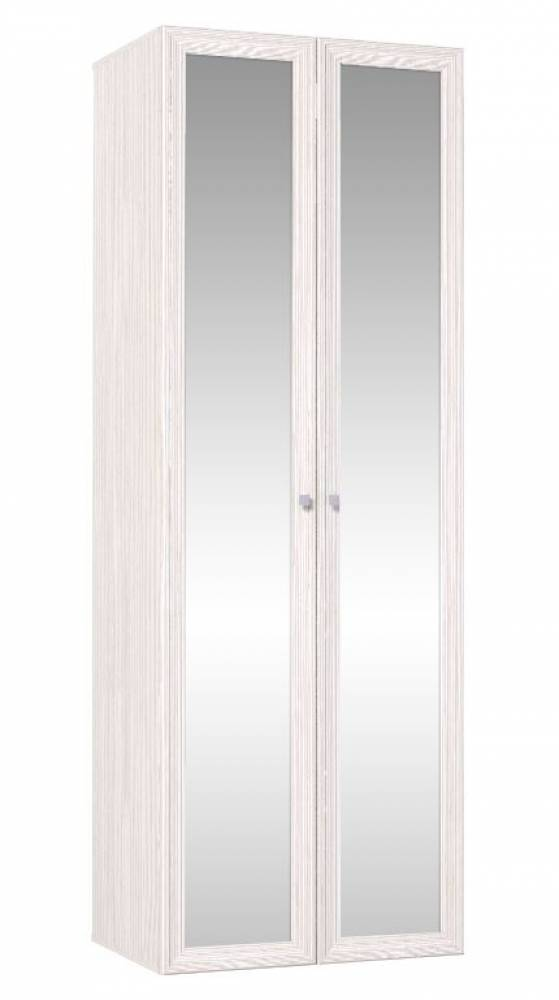 Карина 54 Шкаф для одежды. Фасад Зеркало+Зеркало