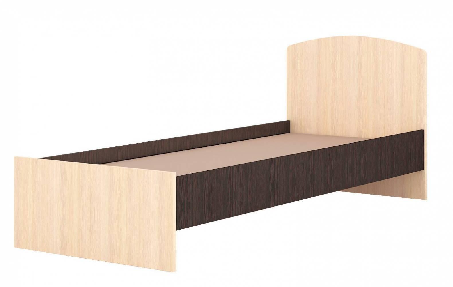 Ненси-1 Кровать 1,2 без матраса