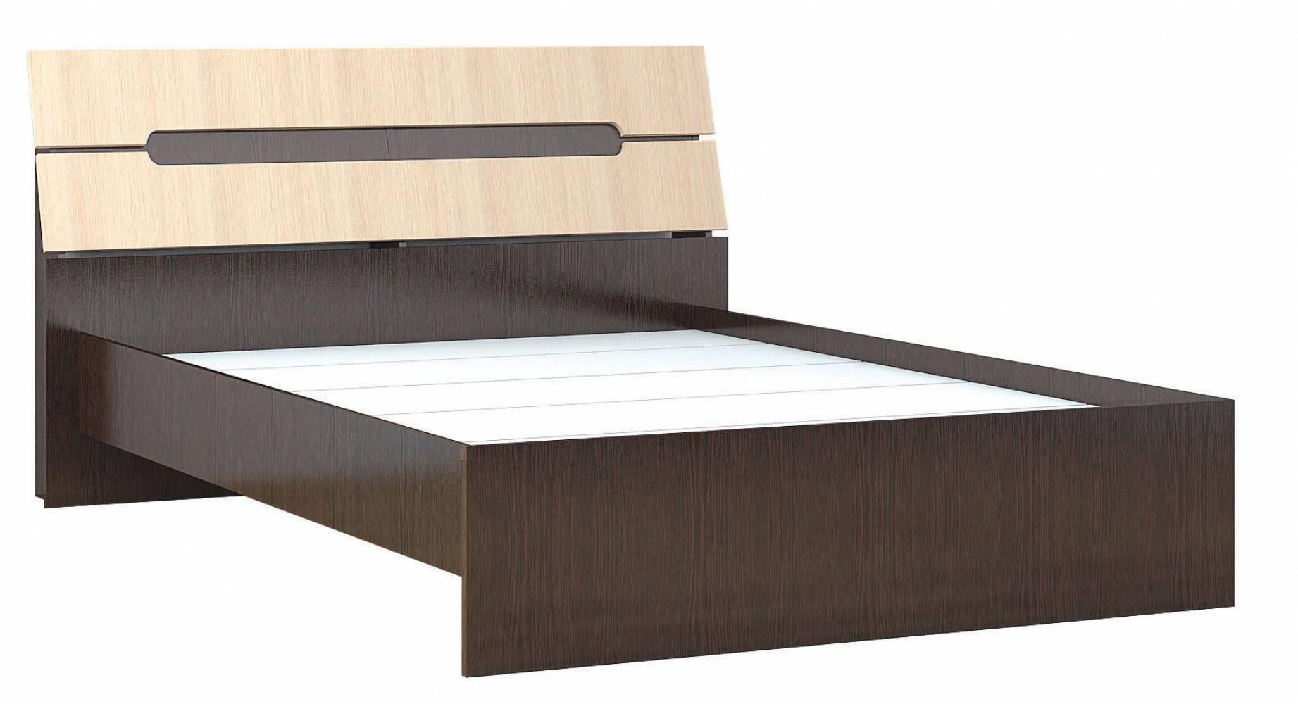 Гавана Кровать 1,4 с основанием ДСП, без матраса