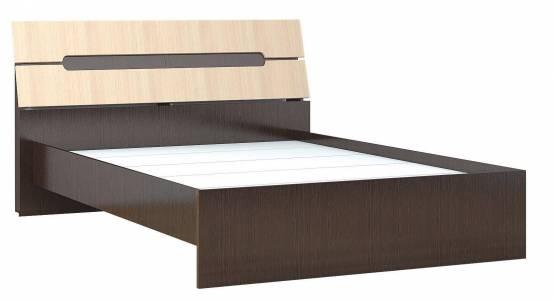 Гавана Кровать 1,6 с основанием ДСП, без матраса