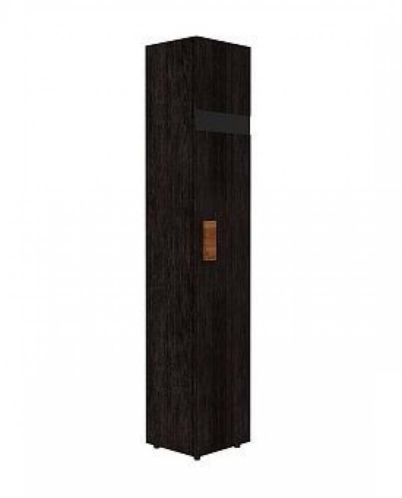 Шкаф для белья 2 Фасад Венге (правый) Hyper