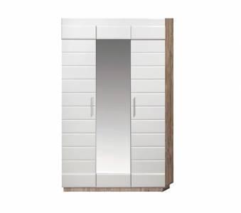 Шкаф для одежды 3Д Роксет КМК 0554.13