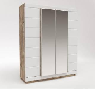 Шкаф для одежды 4Д Роксет КМК 0554.10
