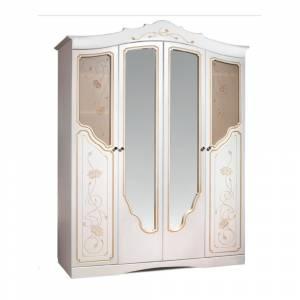 Шкаф для одежды 4Д Мелани 1 КМК 0434.1-01