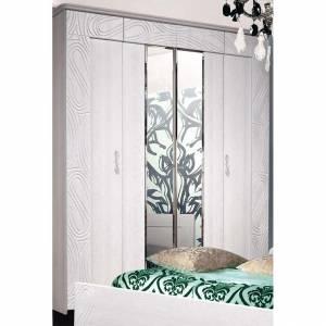 Шкаф для одежды Нимфа КМК 0383.1