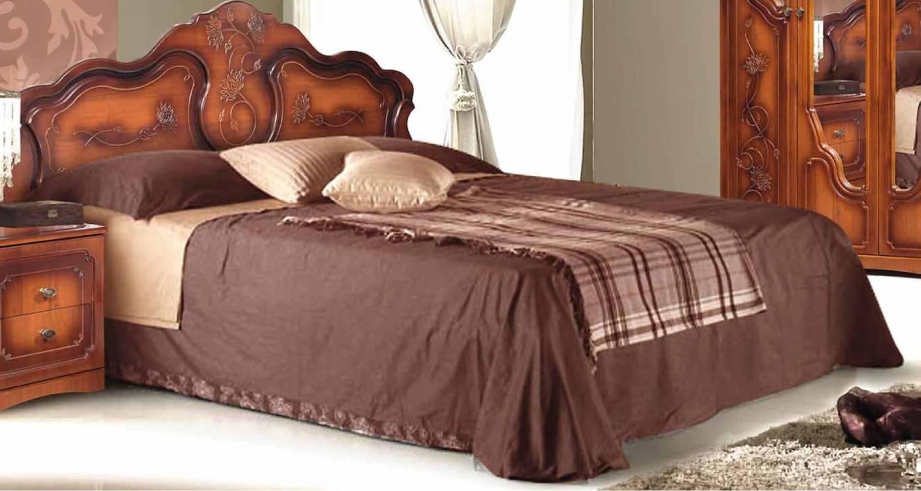 Кровать 1600 Мелани 2 (без мягкого элемента) КМК 0434.6-02