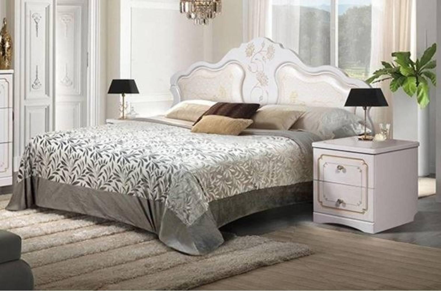 Кровать 1600 Мелани 1 (с мягким элементом) КМК 0434.6-01