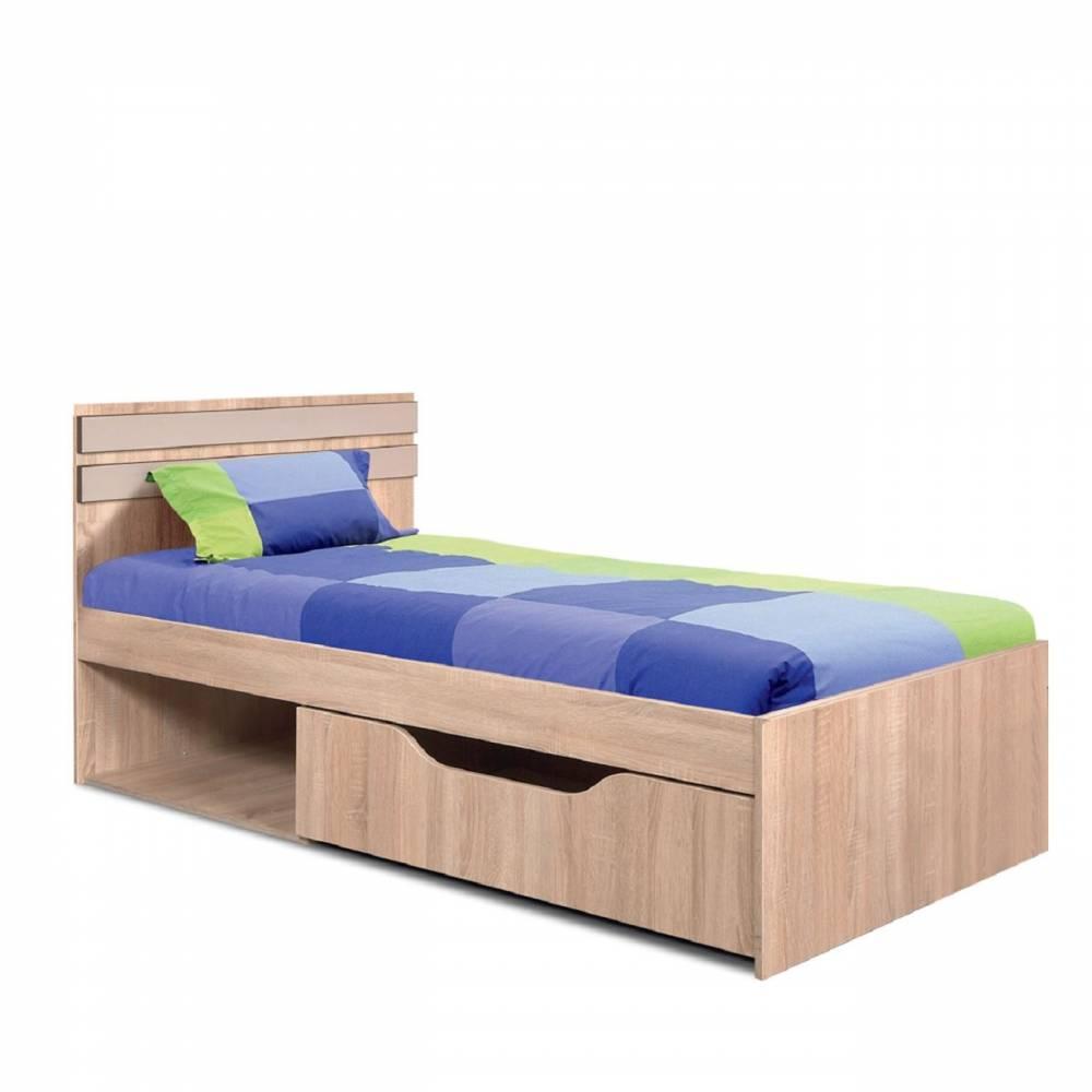 Кровать 900 Лондон (левая и правая) КМК 0467.18