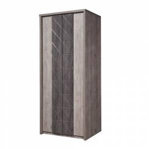 Шкаф для одежды Монако КМК 0673.20