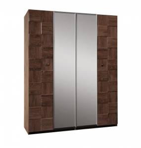 Шкаф для одежды 4Д Монтана КМК 0675.5