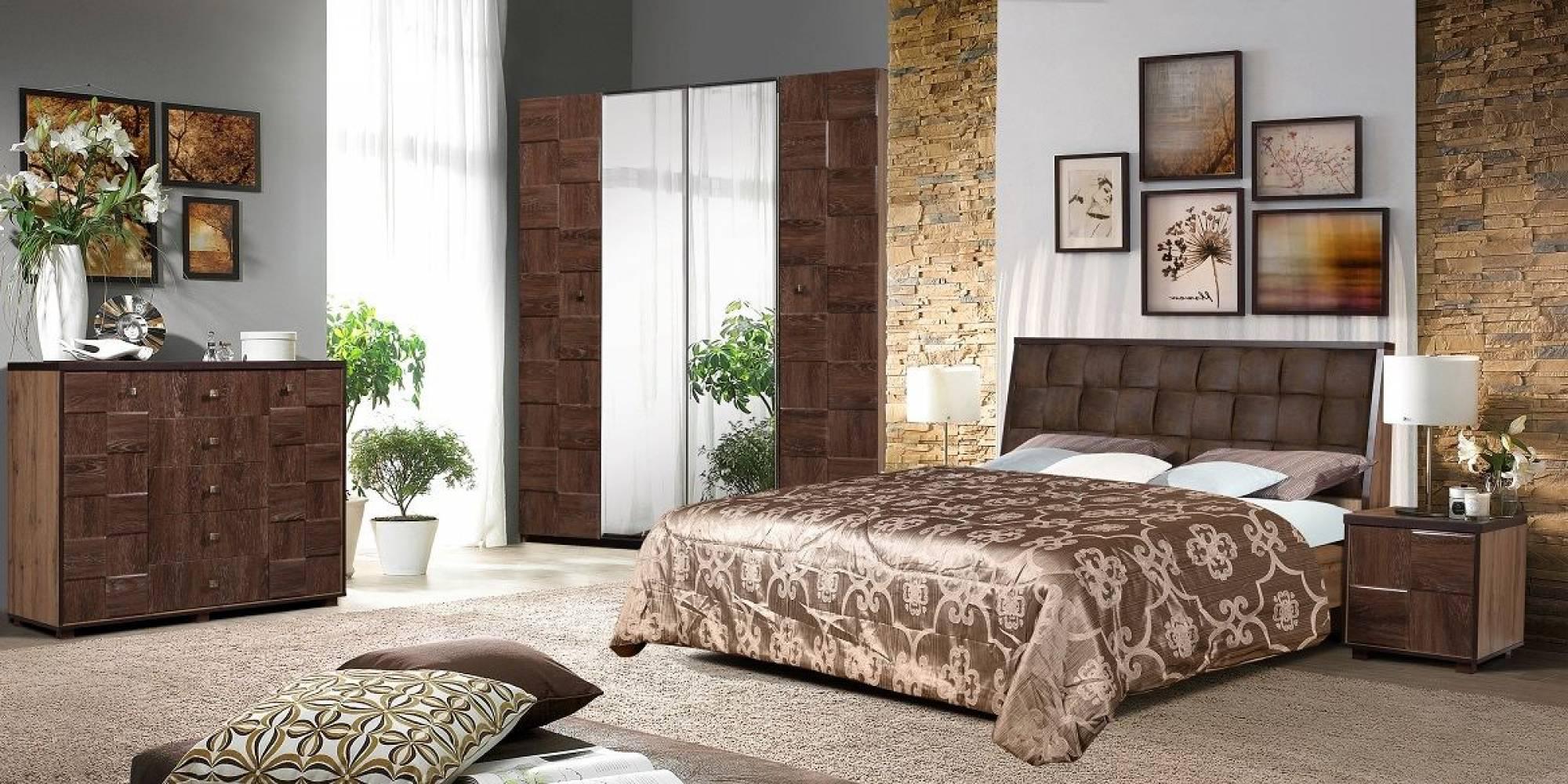 Спальня Монтана КМК 0675