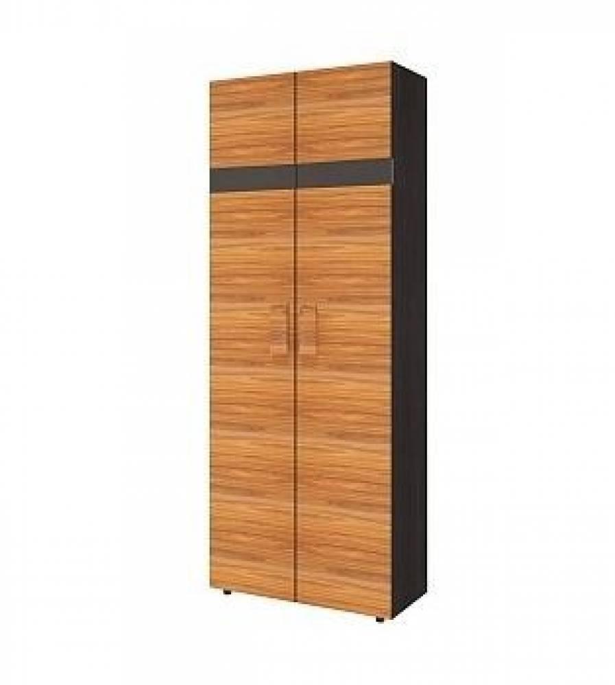Шкаф для одежды 2. Фасад Палисандр Hyper