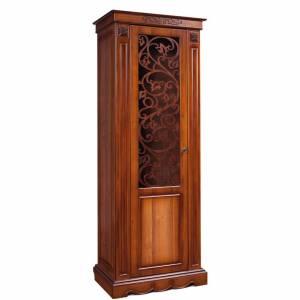 Шкаф с витриной 1Д Амелия (Левый/Правый) КМК 0435.11