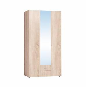 Монако 444 Шкаф для одежды и белья, Дуб Сонома