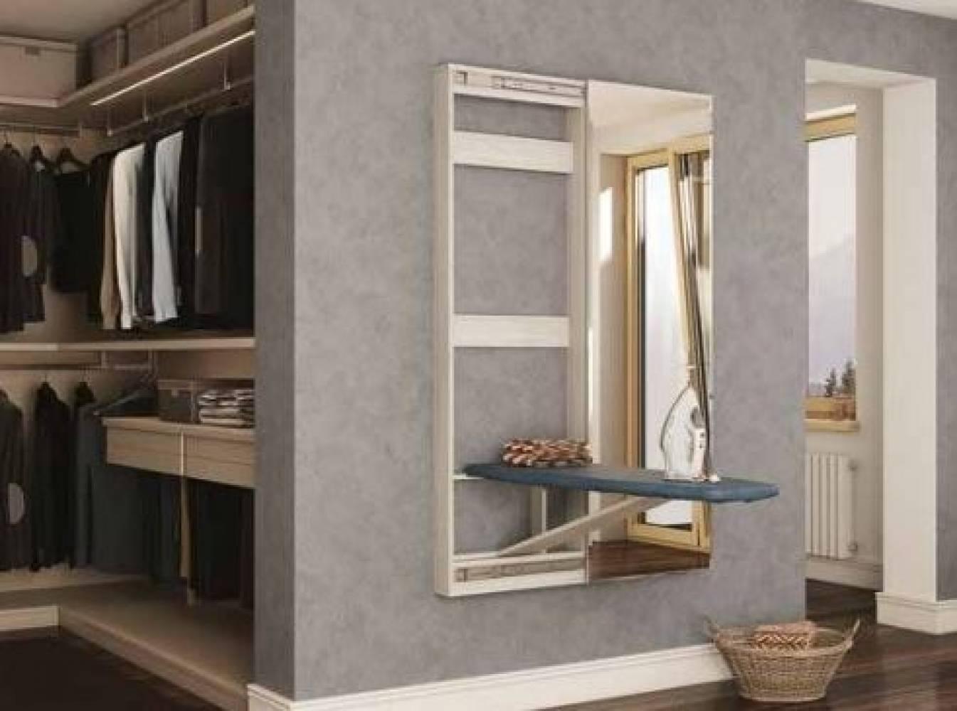 Гладильная доска Смарт с зеркалом, Лоредо