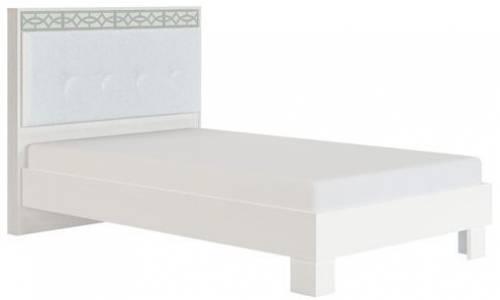 Белла Модуль 1.1 Кровать с мягкой спинкой 1,2