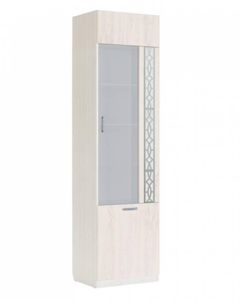 Белла Модуль 14 Шкаф-витрина