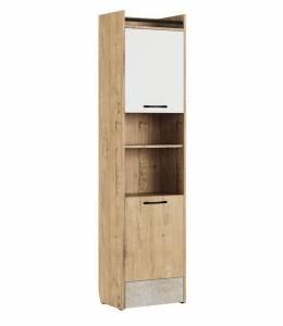 Дублин Стоун Модуль 9 Шкаф узкий