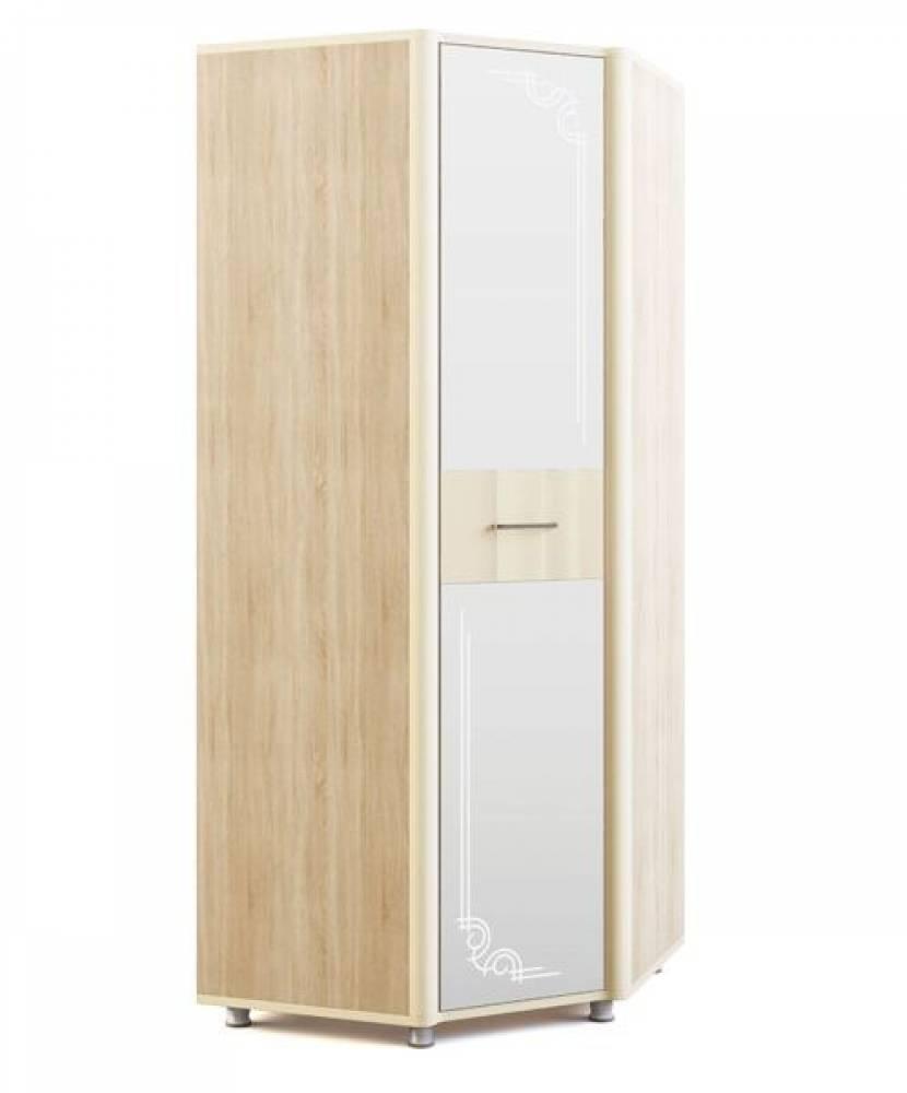 Оливия Модуль 15 Шкаф угловой с зеркалом