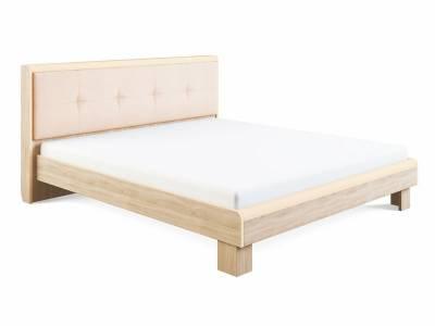 Оливия Модуль 2.3 Кровать с мягкой спинкой 1,8, без ортопеда, без матраса