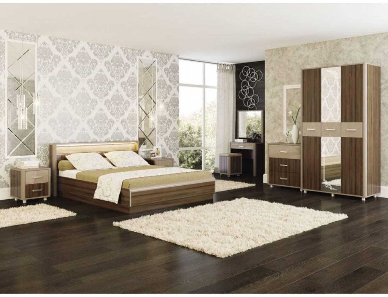 Спальня Оливия. Комплект 4