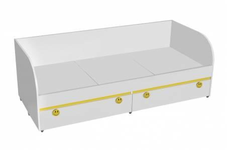 Кровать детская с ящиками Мамба КР-01