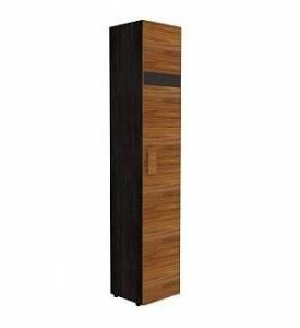Шкаф для белья 1. Фасад Палисандр (правый) Hyper