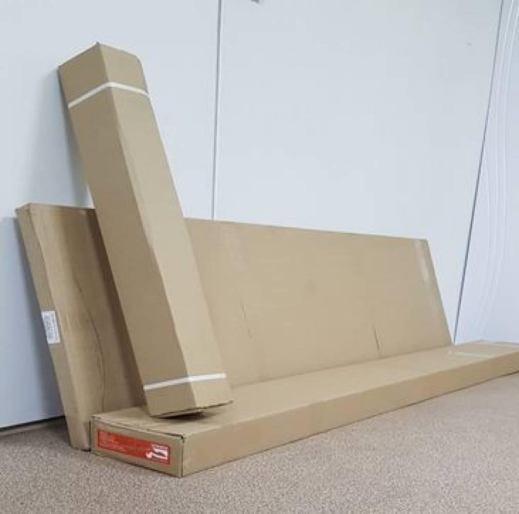 Кровать Garda-3 Венге 1600, без матраса
