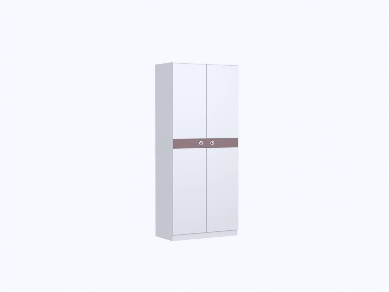 Саманта СМ12 Шкаф для одежды (Дуб Седан)