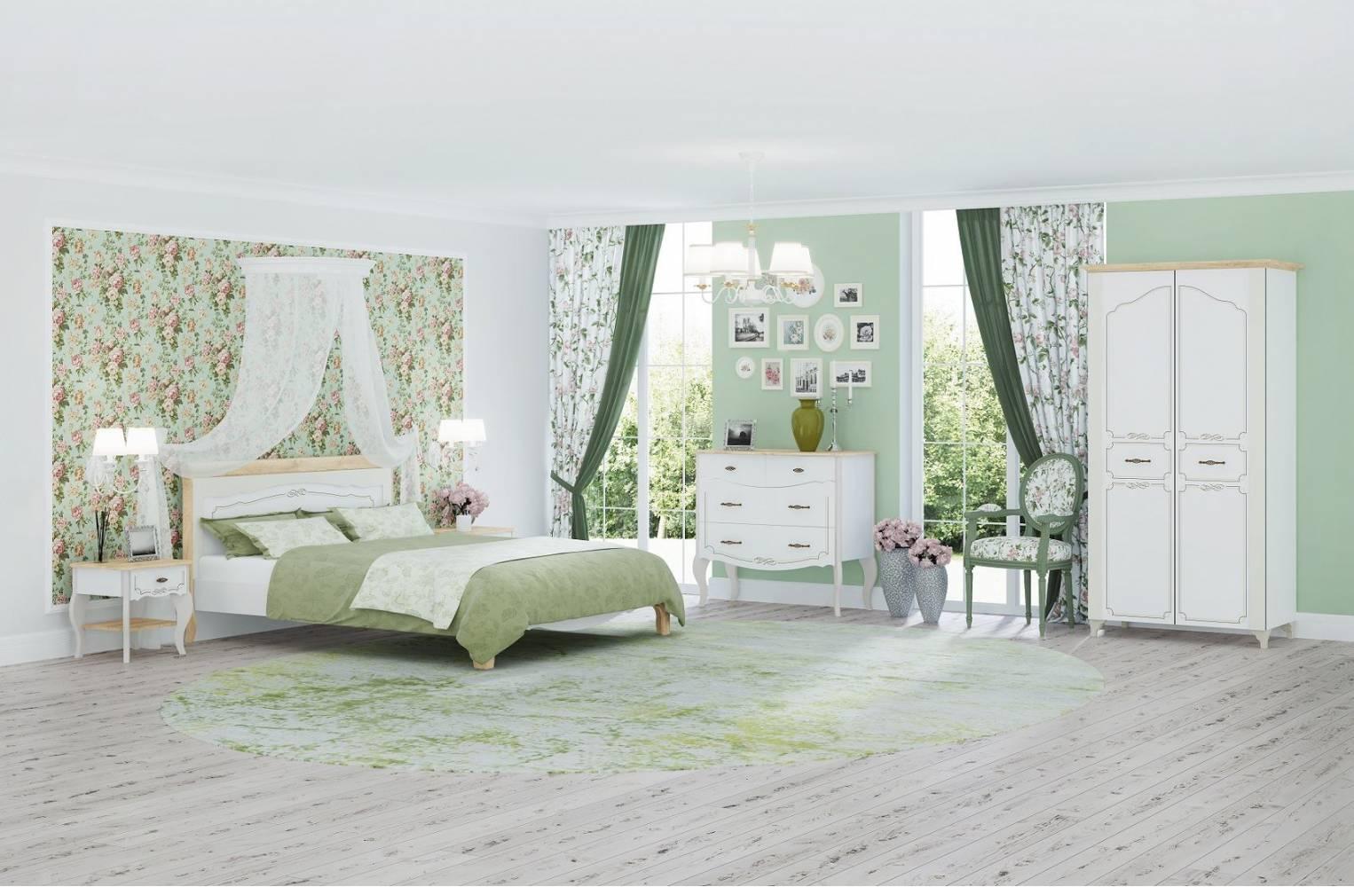 Спальня Элен (МСТ). Комплект 1