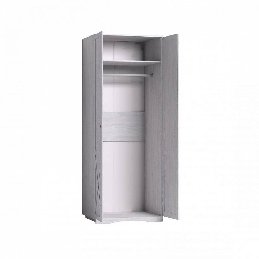 ADELE 8 (спальня) Шкаф для одежды, Ясень Анкор