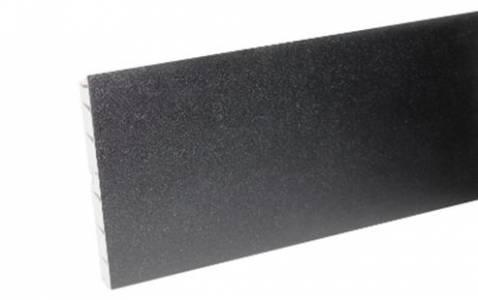 Кухонный цоколь ПВХ 2000*100 мм, черный