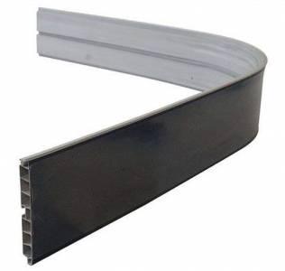 Цоколь арочный универсальный (1000*100 мм) черный