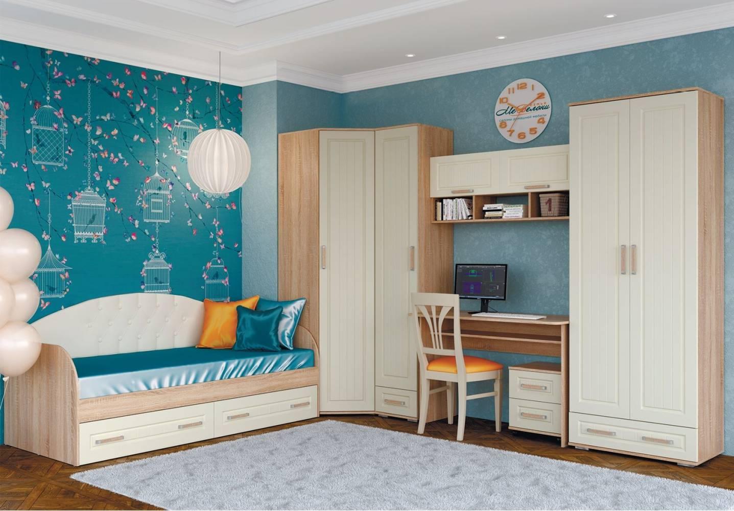 Детская комната Маркиза. Комплект 2